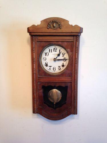 Seikosha Clock Ebay