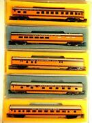 N Scale Milwaukee Road