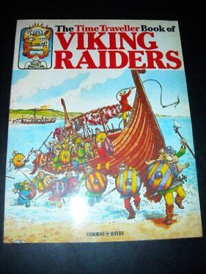 Viking Raiders (Time Traveller Books) By  Anne Civardi, James Graham-Campbell