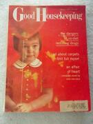 Vintage Good Housekeeping Magazines