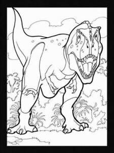 Dover Nature Stained Glass Coloring Book: Dinosaurs Stained Glass Coloring  Book by Jan Sovak (2005, Paperback)