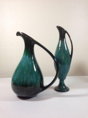 Blue Mountain Pottery Pitcher Ebay