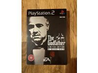 The god father ps2 game used