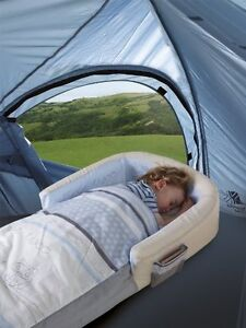 Children bed sleeping bag kids air baby holidays camping - Sacco letto bambini ...