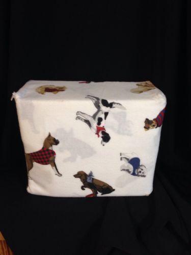 Dog Flannel Sheets Ebay