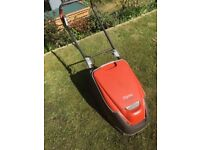 flymo compact lawnmower
