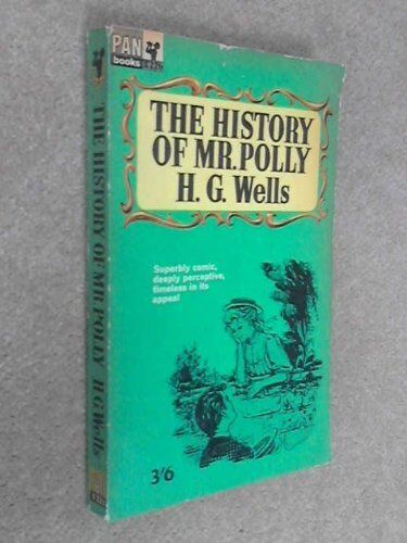 The History of Mr. Polly,H. G. Wells