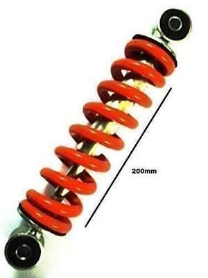 Pocket Bike - Dirt Bike - Mini Cross - Mini Bike Federbein 200 mm Orange