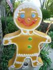 Gingerbread Yard Decorations