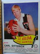 St Kilda Football Card