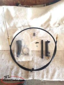 New Shift Cable Kit $ 40.00
