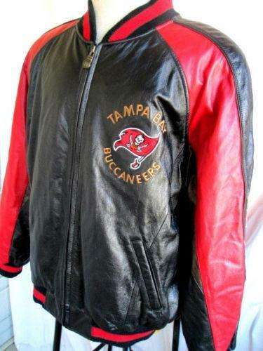 Carl Banks Leather Jacket  fa60a62f6