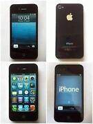 iPhone 4 8GB Unlocked