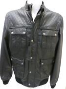 Peter Werth Leather Jacket