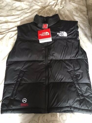 The North Face body warmer *BLACK* USED without tags