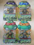 Teenage Mutant Ninja Turtles Action Figures 2002