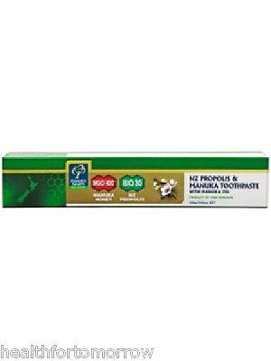 Manuka Health   Propolis Mgo 400 Manuka Toothpaste 3 5Oz