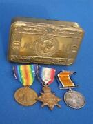 WW1 Royal Navy Medals