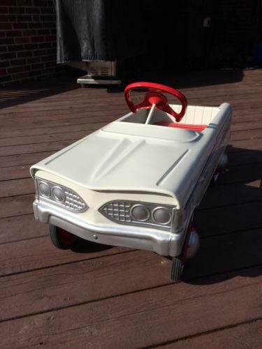 Old Police Cars For Sale >> 1960'S Pedal Car | eBay