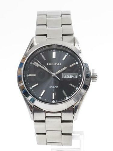 mens seiko quartz watches mens seiko solar watches