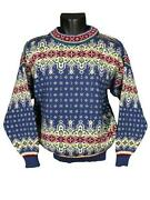 Dale of Norway Mens Sweater
