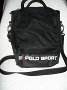 Polo Canvas Bag