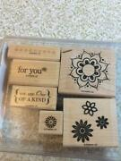 Stampin Up One of A Kind