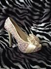 Crystal Shoes Size 6
