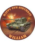 Army Cake Decorations
