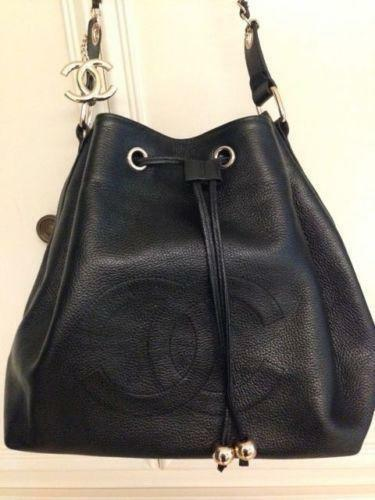 Chanel Drawstring Bag Ebay