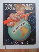 Saturday Evening Post 1942