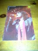Rolling Stones Concert Program