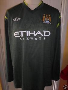 info for 8d9bf 1deb7 Manchester City Signed Football Shirts