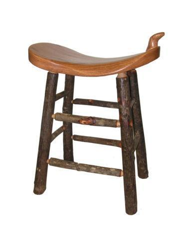 Western Saddle Bar Stools Ebay