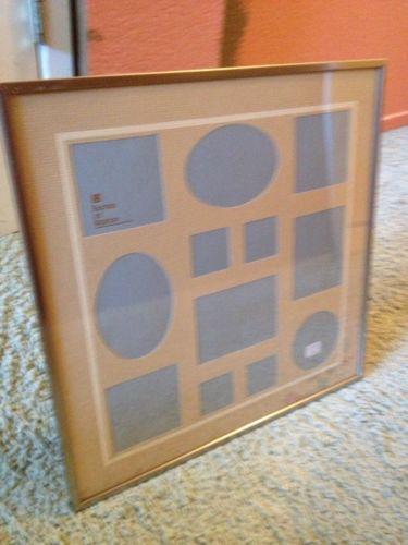 13x13 picture frame ebay. Black Bedroom Furniture Sets. Home Design Ideas