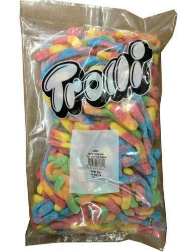 Where To Buy Bulk Candy: Sour Gummy Worms