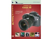 Blue Crane Canon EOS 5D training DVD
