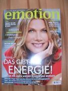 Zeitschrift Emotion