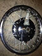 Pit Bike Rear Wheel 12