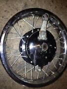 Pit Bike Rear Wheel 12