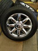 20 GMC Wheels