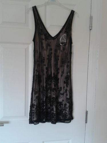 d9cfb46123f8 Oasis Flapper Dress | eBay