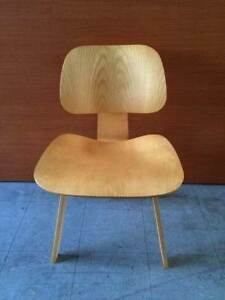 "Replica Eames lounge chair ""DCW"" for sale Beech/ Maple colour Parramatta Parramatta Area Preview"