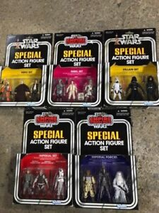 Star Wars Action Figures and Vehicles Collection for sale