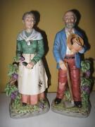 Old Home Interior Figurines