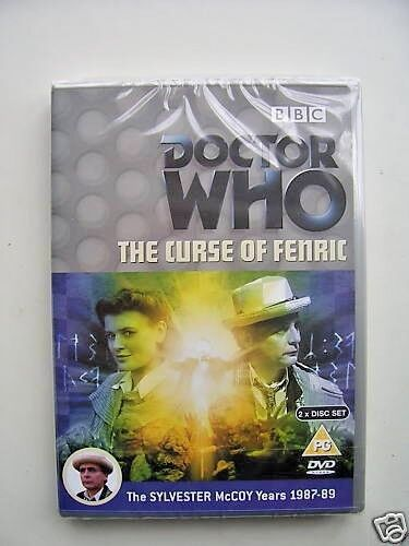 Doctor Who - The Curse Of Fenric (DVD, 2003) - Sylvester McCoy - NEW and SEALED