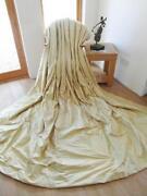 Silk Interlined Curtains