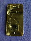 iPhone 4 16GB Broken Screen