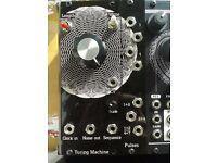 Turing machine W/Pulses expander Eurorack Module