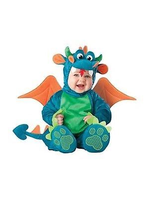 Baby Fairy Tale Costumes (Incharacter Dinky Dragon Fairy Tale Infant Child Baby Halloween Costume)
